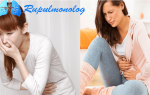 Что делать, если болит живот при кашле