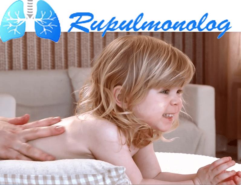 Дренажный массаж — действенная помощь при кашле у ребёнка. Массаж при кашле: польза и техника выполнения различных видов массажа Массаж для младенцев от мокрого кашля